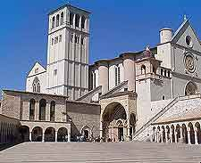 Image of the Basilica of St. Francis (Basilica di San Francesco)