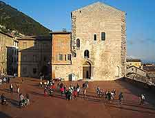 Further photograph of Gubbio