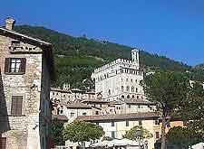 Photo of Gubbio scenery
