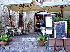 Photo of eatery in the town centre