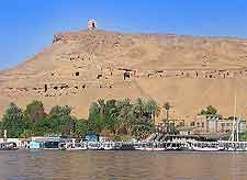 Picture of Elephantine Island and waterfront