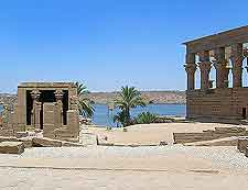 Further picture of the Philae Temple