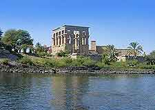 View of the Philae Temple
