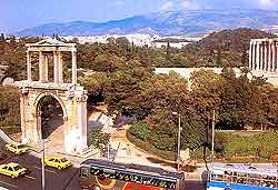 Athens Travel and Transportation