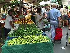 Athens Markets