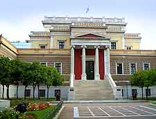 Picture of the National Historical Museum (Old Greek Parliament)
