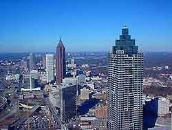 Atlanta Travel Guide And Tourist Information Atlanta Georgia - Ga usa