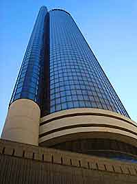 Hyatt Plaza North On Norman Berry Drive The Emby Suites Southport Road And Renaissance Concourse Hotel Hartsfield Center Parkway