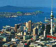 Auckland Tourist Attractions