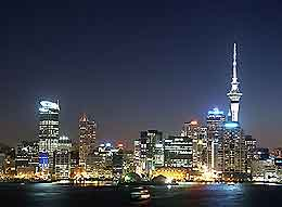 Auckland Information and Tourism