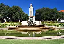 View of the University of Texas at Austin Tower