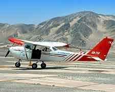 Photo of Nazca sightseeing plane