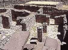 Complejo Arqueologico Wari view