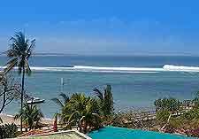 Denpasar view