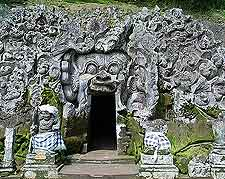 Image of the Goa Gajah (Elephant Cave)