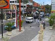 Photo of Kuta roads and traffic