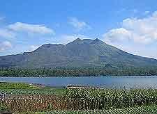 Image of mountainous scenery