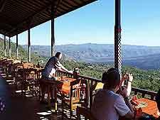 Al fresco dining photograph