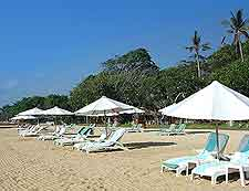 Bali Tourist Attractions: Sanur Beach view
