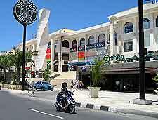 Photo of Kuta's popular Discovery Shopping Mall