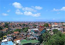 Picture of the eastern skyline, taken by Irrational Pi