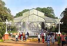 Lal Bagh Botanical Gardens photo