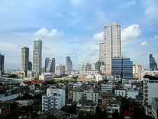 Bangkok City Centre view photograph