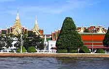 Picture of the Mae Nam Chao Phraya River