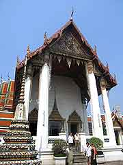 Image of the Wat Pho
