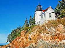 Further picture of Bass Harbor Head Light