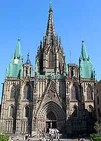Barcelona Churches