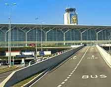 Picture of the Basel Mulhouse Freiburg EuroAirport (BSL)