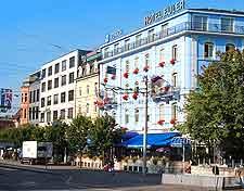 Basel Bahnhofplatz photo