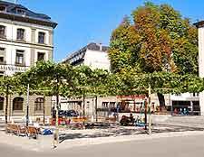 Plaza picture