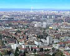 Basel cityscape picture