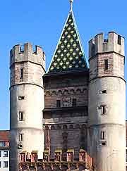 Gate of Spalen (Spalentor) photo