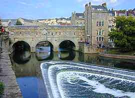 Bath Information and Tourism