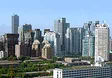 Picture of the Central Business District (CBD)
