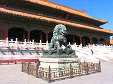 Photo of the Forbidden City in Beijing