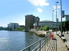 View of the River Lagan, photo by Paul McIlroy