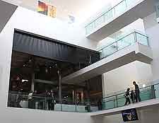 Further view of the Ulster Museum