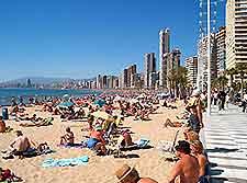 Benidorm Hotels and Accommodation Benidorm Costa Blanca Spain