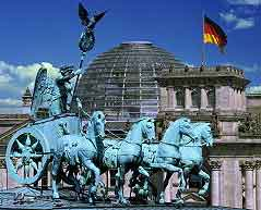 Image of the Berlin Quadriga