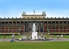 Image showing the Altes Museum