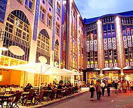 Berlin Restaurants and Dining