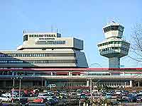 Berlin Tegel Airport Information