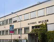 Picture of the Swiss Alpine Museum