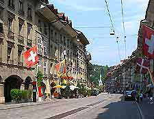 Picture of Berne city centre