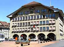 Picture of the city centre of Berne