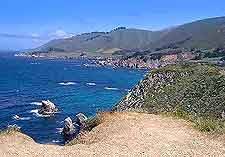 Big Sur coastline picture